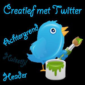Creatief met Twitter