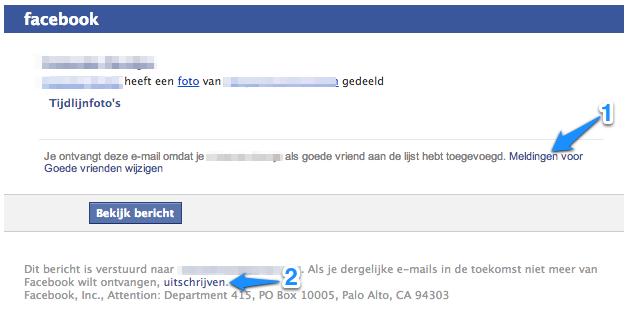 EmailMeldingFB