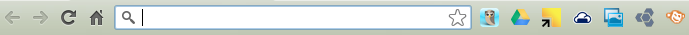 Google Account - Chrome Extensies