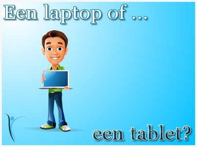 laptop of tablet