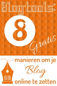 Blogtools: 8 gratis manieren om je blog online te zetten!