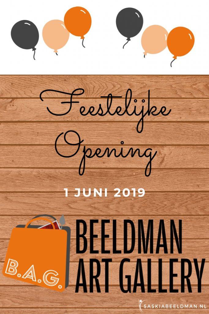 Feestelijke opening - Beeldman Art Gallery