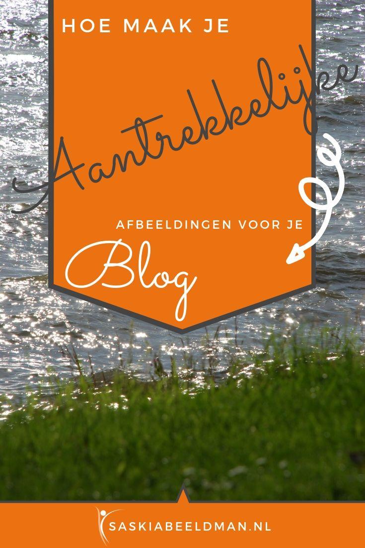 Hoe maak je aantrekkelijke afbeeldingen voor je blog?