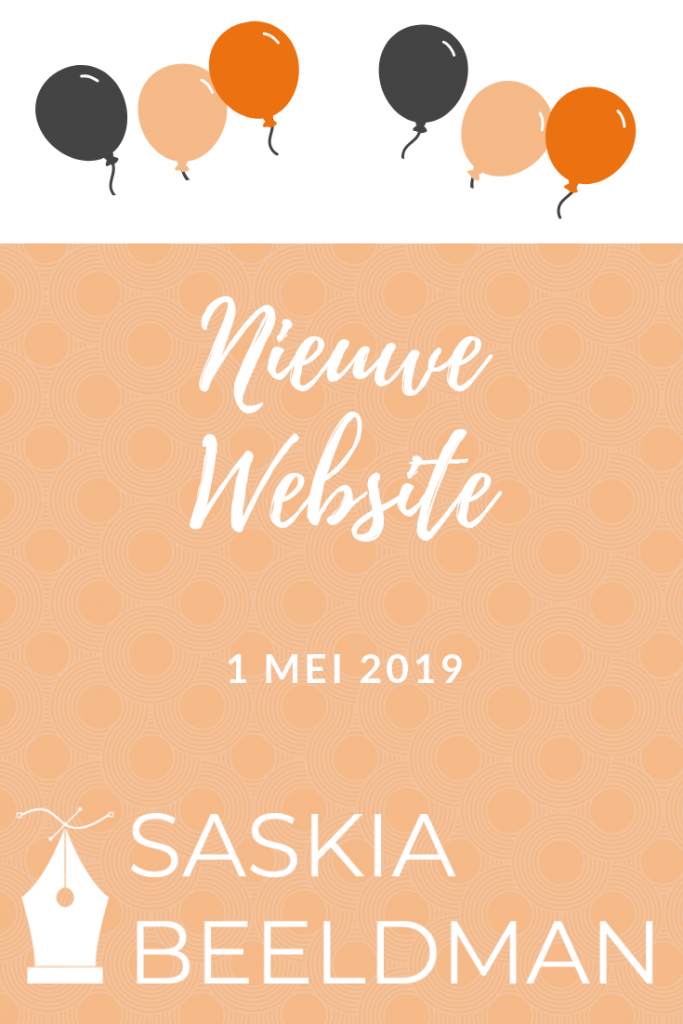 Nieuwe website SB2019