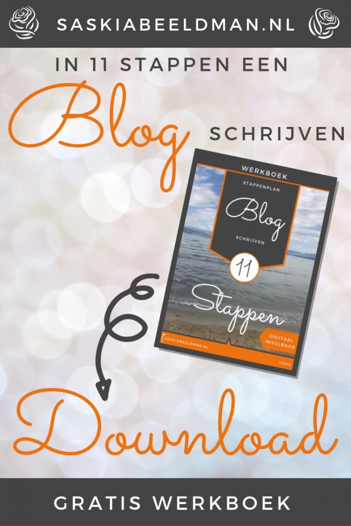 Gratis Werkboek Bloggen