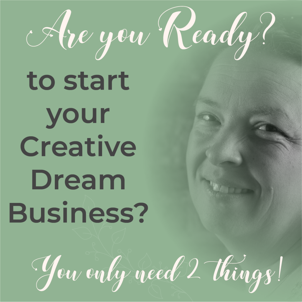 When am I ready to start my Creative Business?